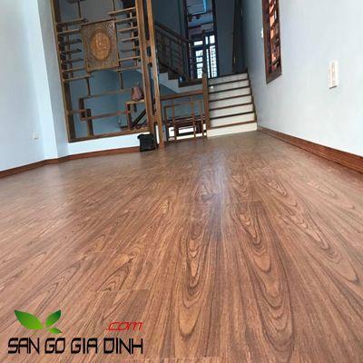 Sàn gỗ Kronoswiss Chrome D3214
