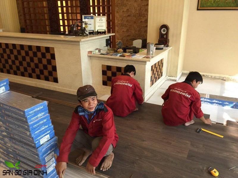 Thời gian tốt nhất trong năm để thi công sàn gỗ cho ngôi nhà của bạn