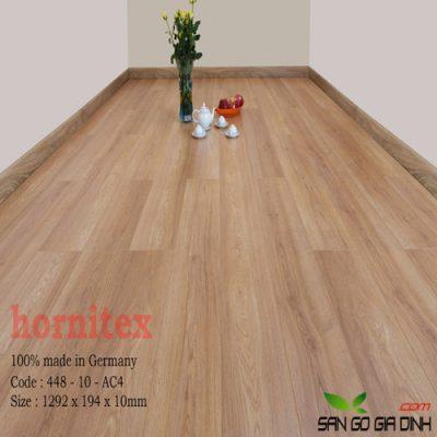 Sàn gỗ Hornitex 10mm mã 448