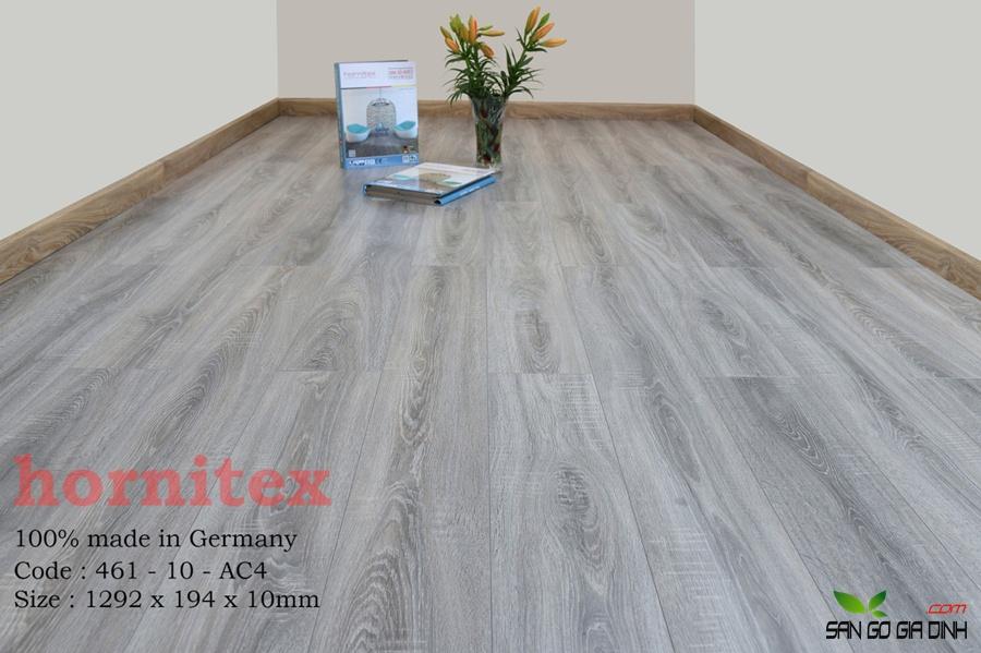 Sàn gỗ Hornitex 10mm mã 461 2
