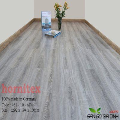 Sàn gỗ Hornitex 10mm mã 461
