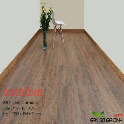 Sàn gỗ Hornitex 10mm mã 469