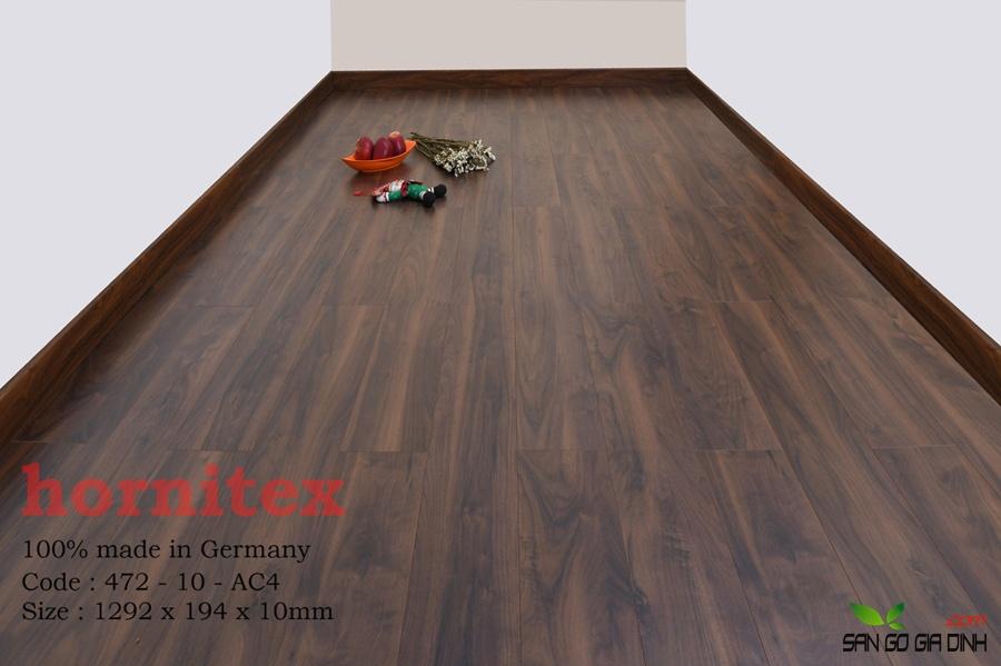 Sàn gỗ Hornitex 10mm mã 472 2
