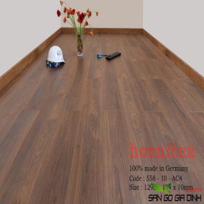Sàn gỗ Hornitex 10mm mã 558