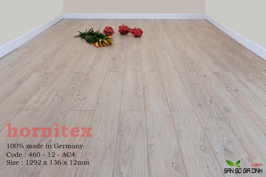 Sàn gỗ Hornitex 12mm mã 460 2