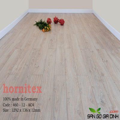 Sàn gỗ Hornitex 12mm mã 460