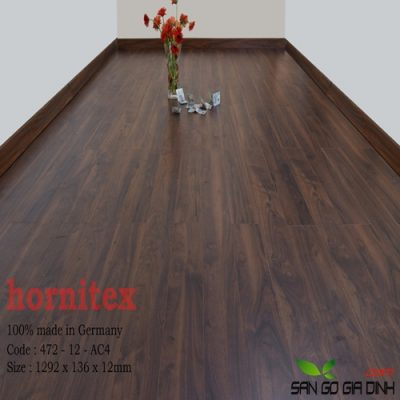 Sàn gỗ Hornitex 12mm mã 472