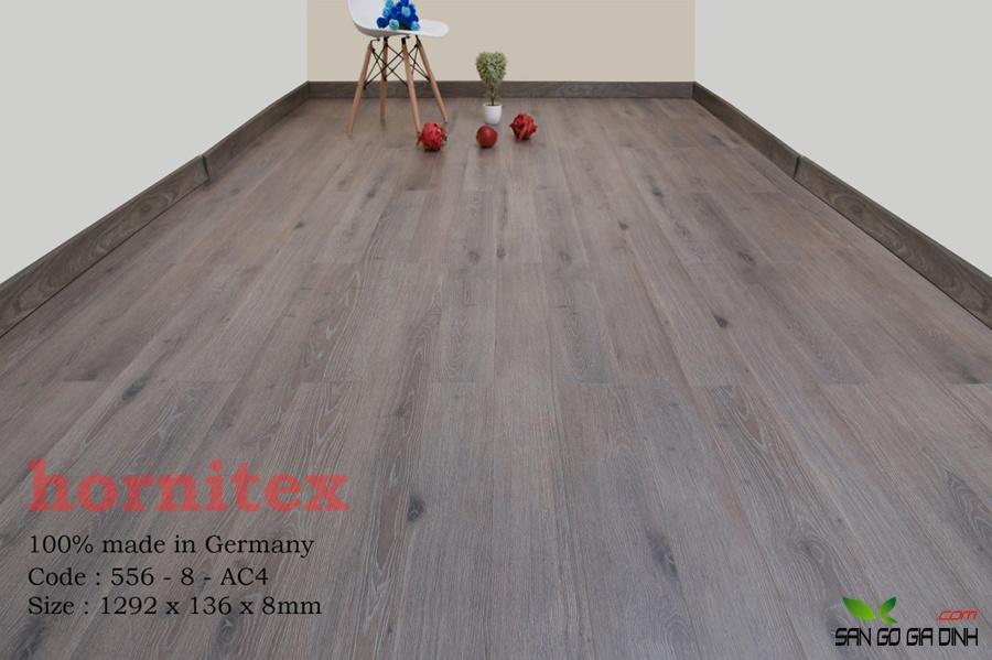 Sàn gỗ Hornitex 8mm 556 2