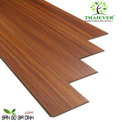 Sàn gỗ ThaiEver 12mm khe V - TE1216