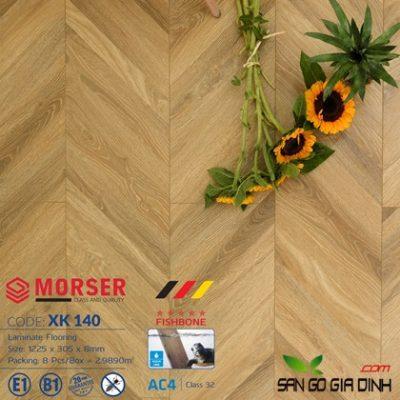 Sàn gỗ Morser Xương Cá XK140