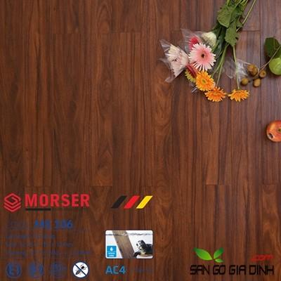 Sàn gỗ Morser cốt xanh 12mm Ms106