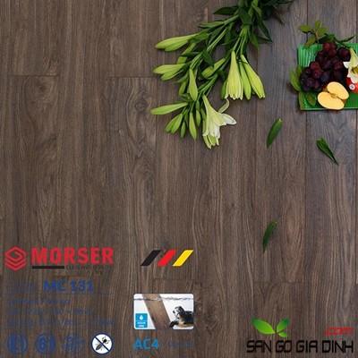 Sàn gỗ Morser cốt xanh 8mm MC131