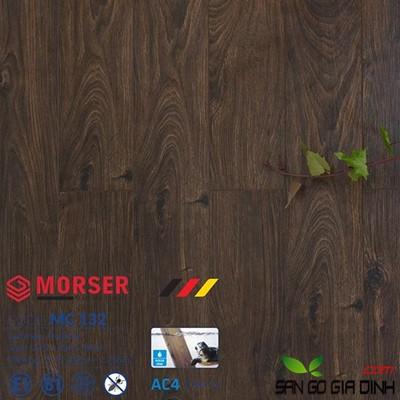 Sàn gỗ Morser cốt xanh 8mm MC132