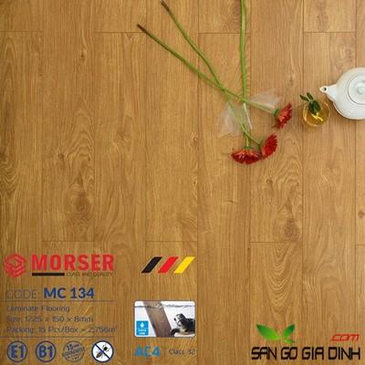 Sàn gỗ Morser cốt xanh 8mm MC134