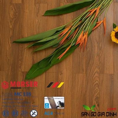 Sàn gỗ Morser cốt xanh 8mm MC135