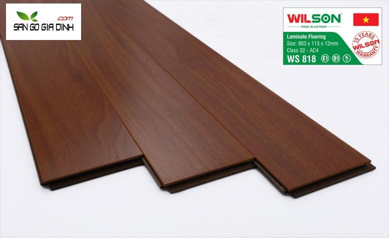 Sàn gỗ Wilson 0703-12mm 2