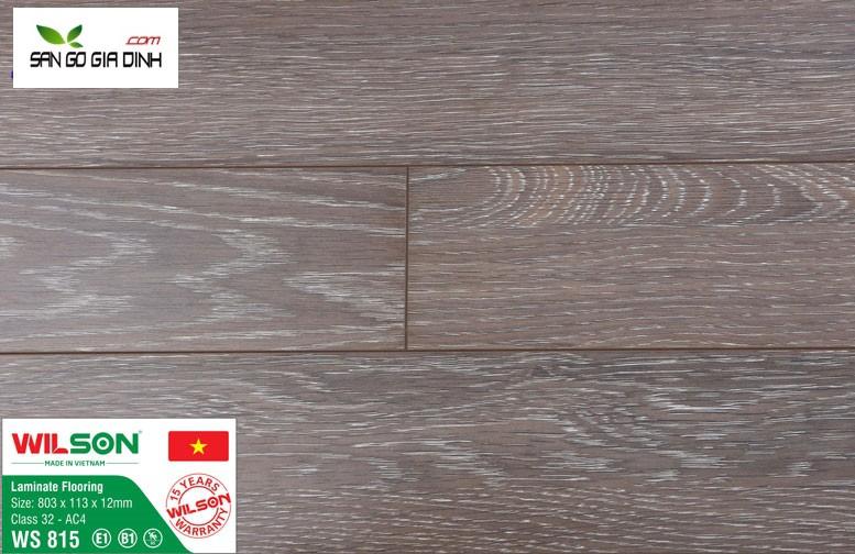 Sàn gỗ Wilson 2862-12mm