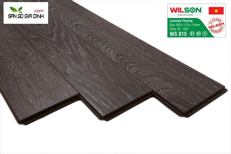 Sàn gỗ Wilson 2862-12mm 2