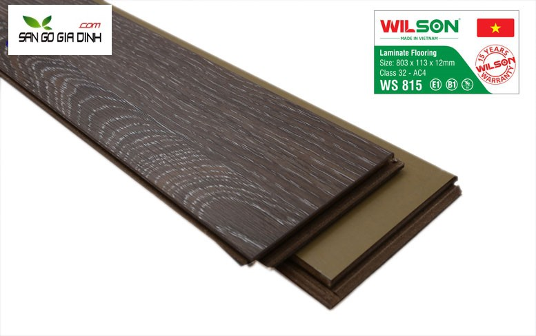 Sàn gỗ Wilson 2862-12mm 3
