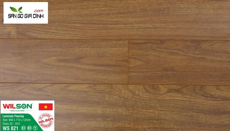 Sàn gỗ Wilson 7234-12mm