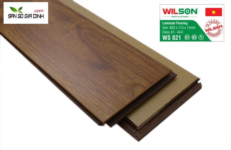 Sàn gỗ Wilson 7234-12mm 3