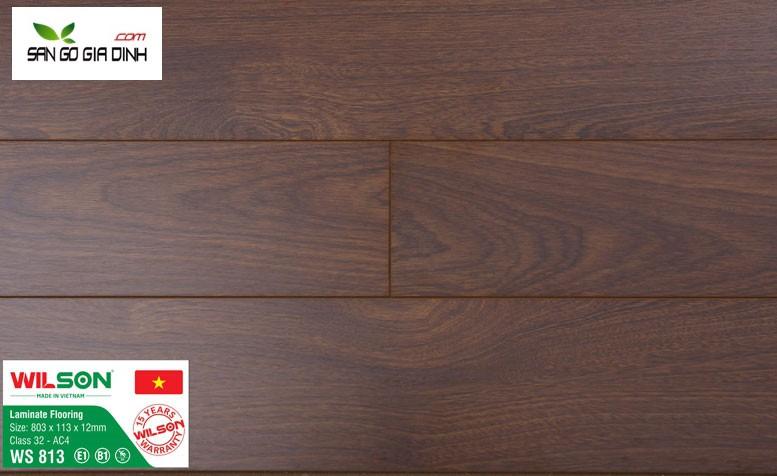 Sàn gỗ Wilson 885-12mm