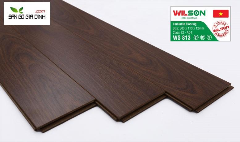 Sàn gỗ Wilson 885-12mm 2