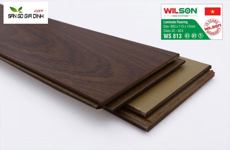Sàn gỗ Wilson 885-12mm 3