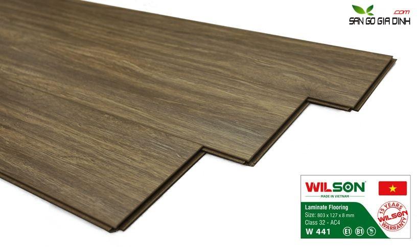 Sàn gỗ Wilson W441 - 8mm 2