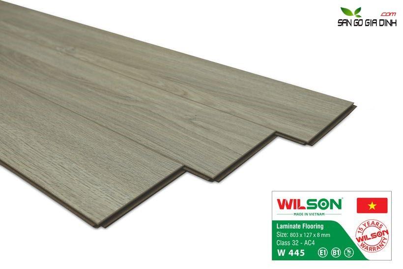 Sàn gỗ Wilson W445 - 8mm 2