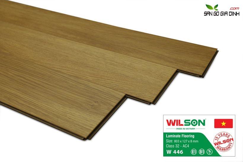 Sàn gỗ Wilson W446 - 8mm 2