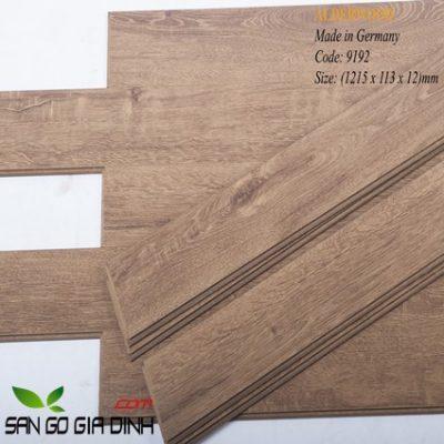 Sàn gỗ Alder 9192 bản nhỏ 12mm
