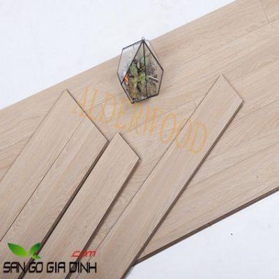 Sàn gỗ Alder 9196 bản nhỏ 12mm