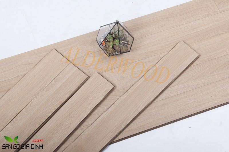 Sàn gỗ Alder 9196 bản nhỏ 12mm2