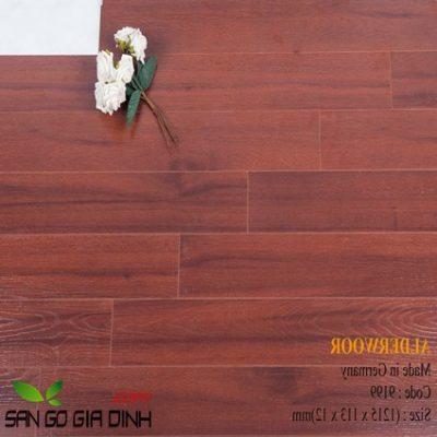 Sàn gỗ Alder 9199 bản nhỏ 12mm
