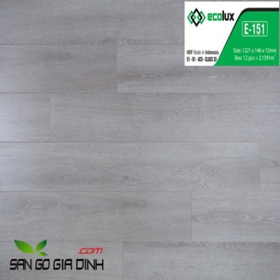 Sàn gỗ Ecolux E151