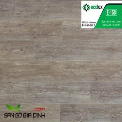 Sàn gỗ Ecolux E158