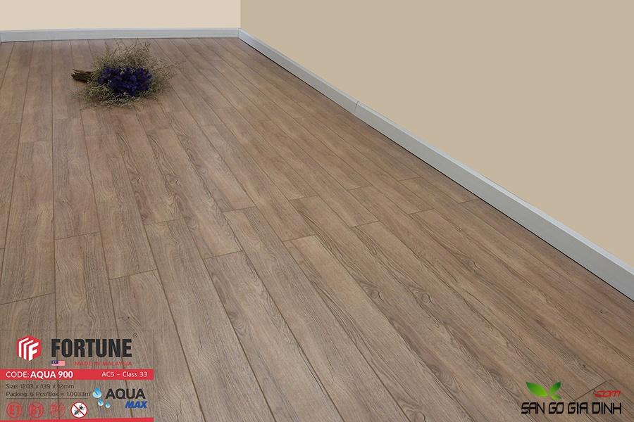 Sàn gỗ Fortune 12mm 900-2