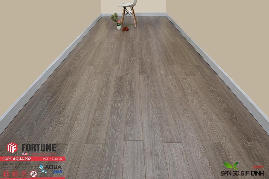 Sàn gỗ Fortune 12mm 902-1