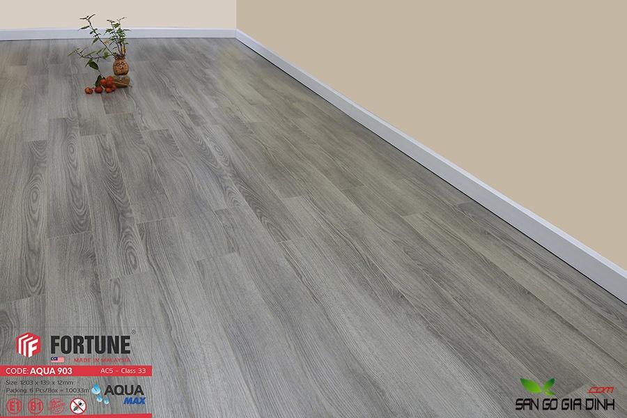 Sàn gỗ Fortune 12mm 903-2