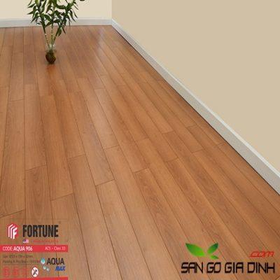 Sàn gỗ Fortune 12mm 906