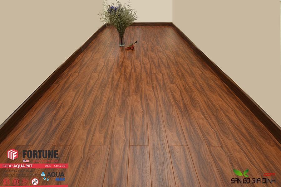Sàn gỗ Fortune 12mm 907-1