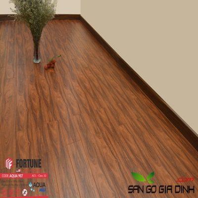 Sàn gỗ Fortune 12mm 907