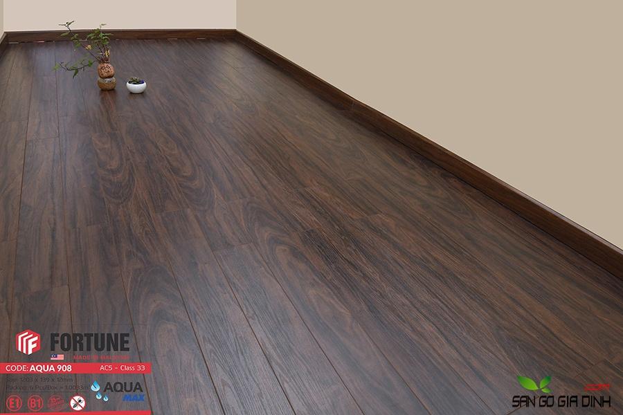 Sàn gỗ Fortune 12mm 908-2