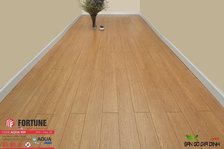 Sàn gỗ Fortune 12mm 909-1