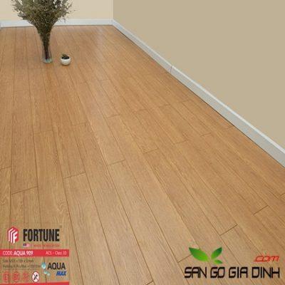 Sàn gỗ Fortune 12mm 909