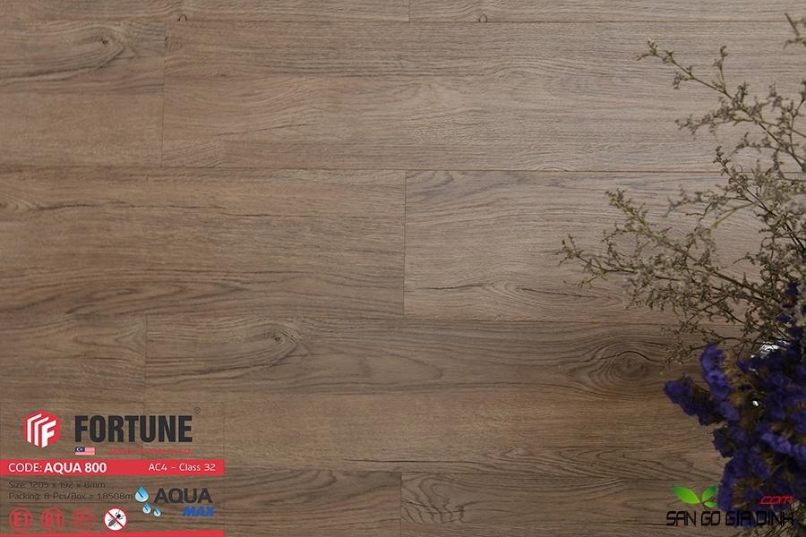 Sàn gỗ Fortune 8mm 800-3