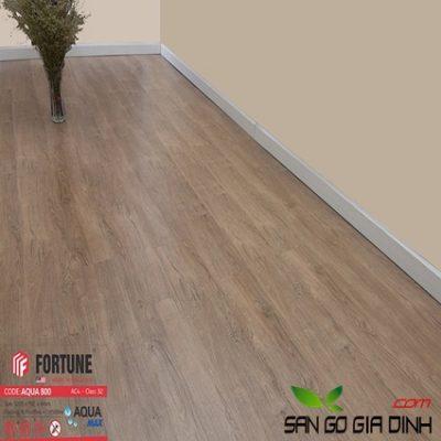 Sàn gỗ Fortune 8mm 800