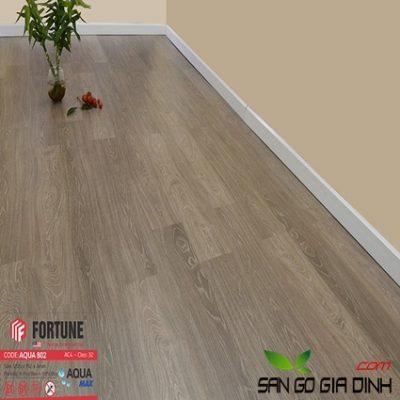 Sàn gỗ Fortune 8mm 802