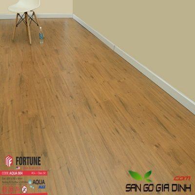 Sàn gỗ Fortune 8mm 804